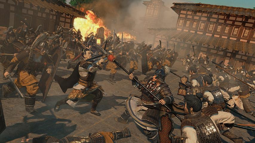 Análise – Total War: Three Kingdoms – Mandate of Heaven