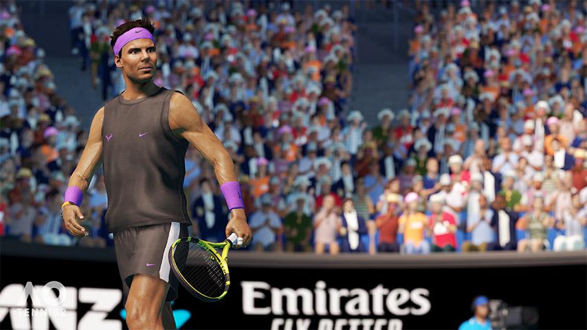Análise – AO Tennis 2