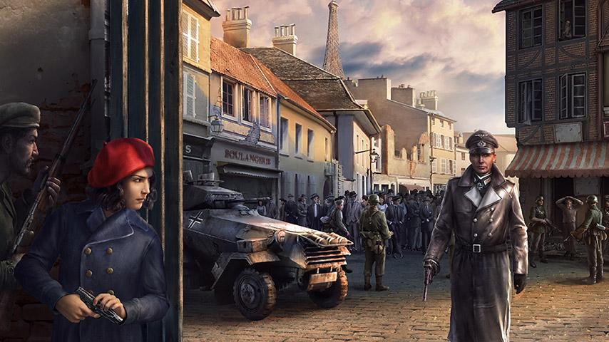 Análise – Hearts of Iron IV: La Résistance