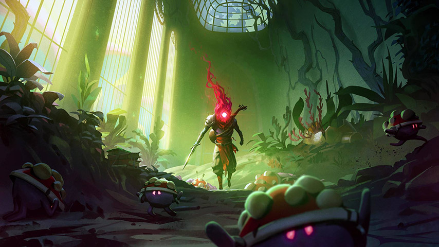 Análise – Dead Cells: The Bad Seed