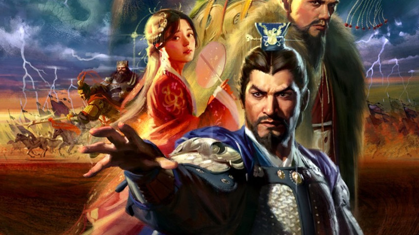 Análise – Romance of the Three Kingdoms XIV