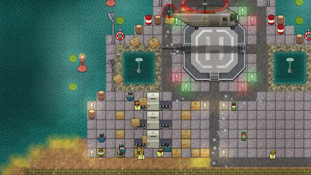 Prison Architect: Island Bound adicionará Alcatraz, novos serviços de emergência e melhorias para a logística. DLC estará disponível no PC e consoles.