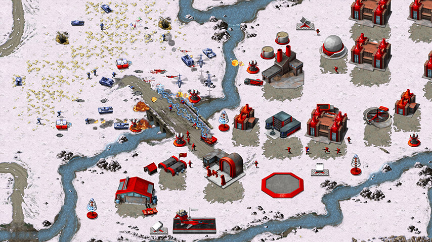 Análise – Command & Conquer Remastered Collection