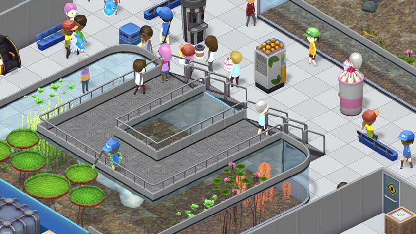 Análise – Megaquarium: Freshwater Frenzy