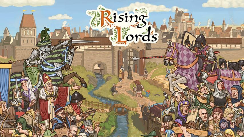 Primeiras Impressões – Rising Lords