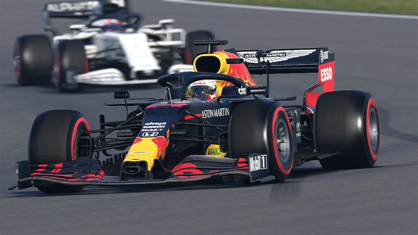 Análise – F1 2020