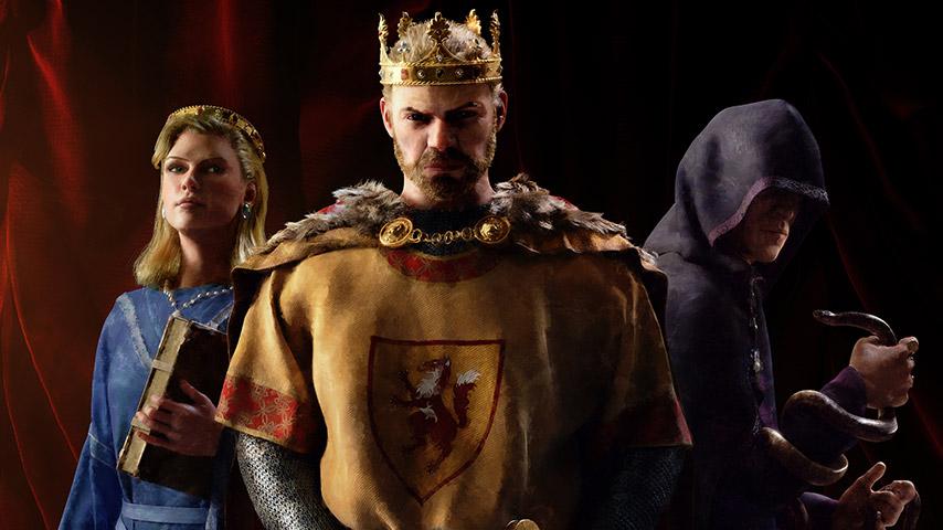 Análise – Crusader Kings 3