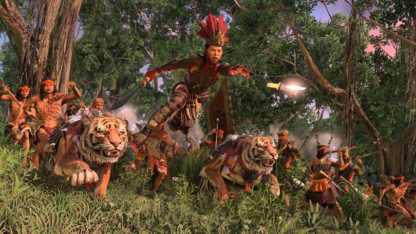 Análise – Total War: Three Kingdoms – The Furious Wild