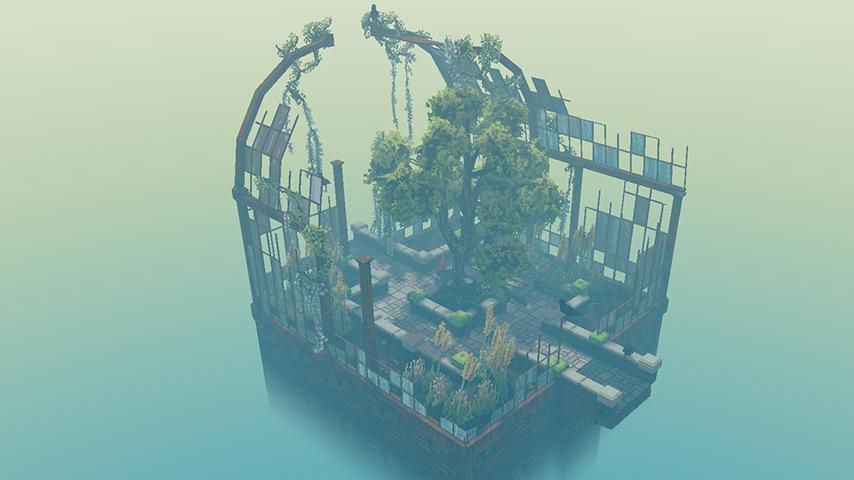Primeiras Impressões – Cloud Gardens