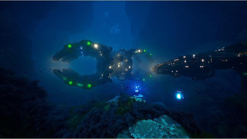 Análise – Aquanox Deep Descent