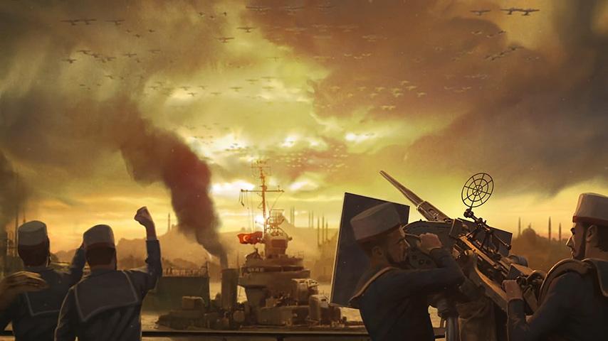 Análise – Hearts of Iron IV: Battle for the Bosporus