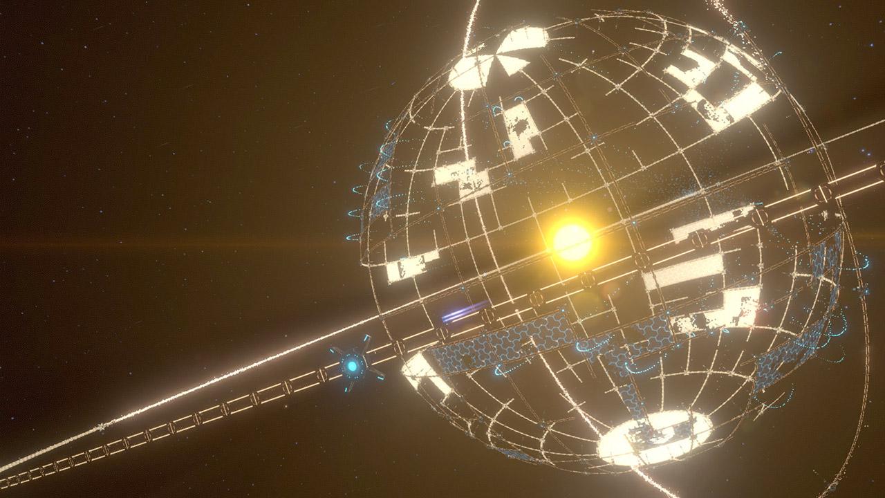 Primeiras Impressões – Dyson Sphere Program