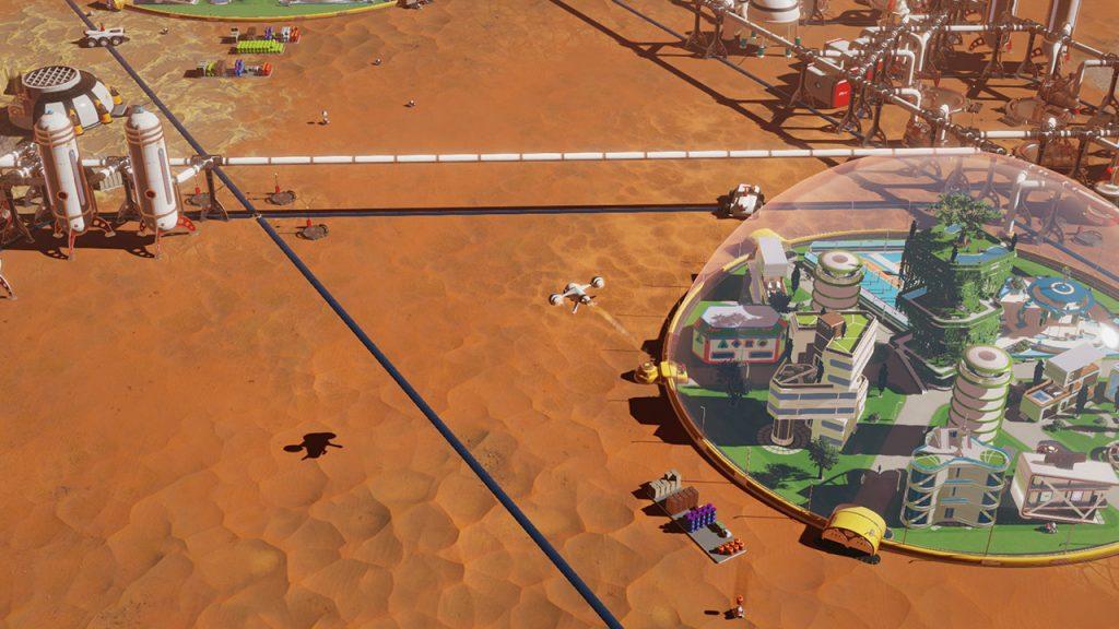 Surviving Mars