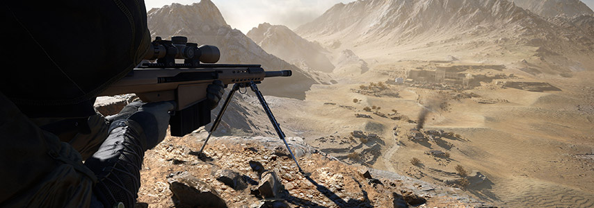 Ghost Warrior Contracts 2