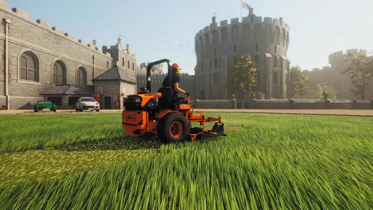 Análise – Lawn Mowing Simulator