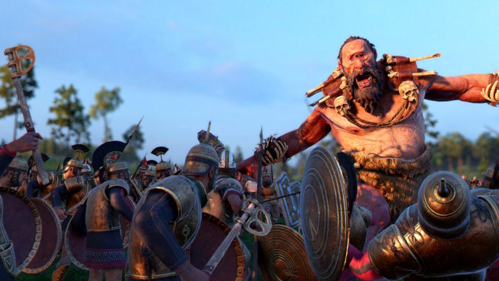 Total War: Saga