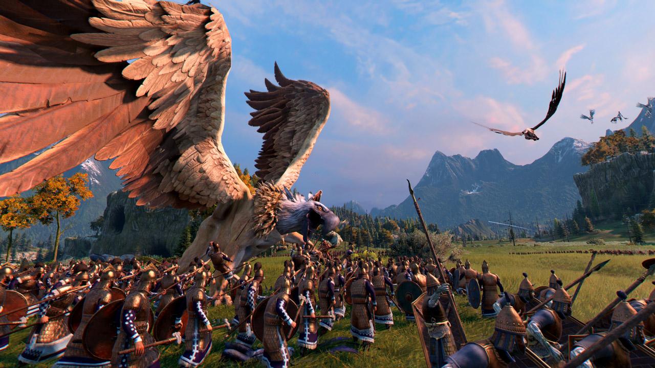 Análise – Total War Saga: Troy – Mythos